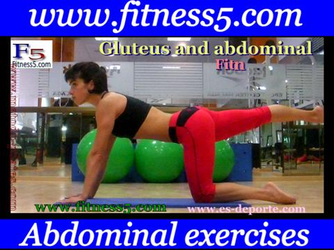 ejercicios gluteos culo